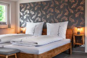 Schlafzimmer2_Ferienhaus Nordseebirke